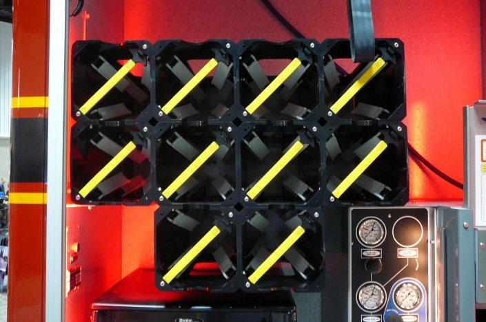 Adjustable Mounts & Tool Storage