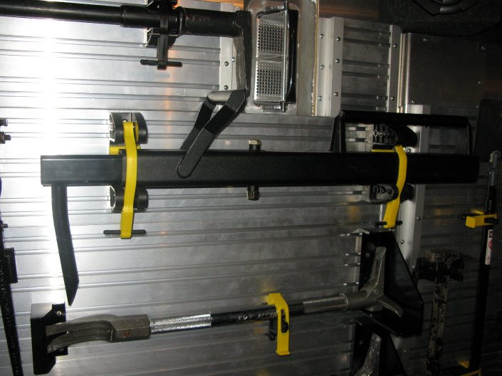 tool mounting brackets