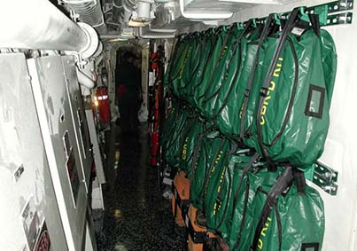 Military Equipment Mounts