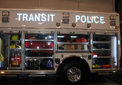 Law Enforcement Equipment Mounts