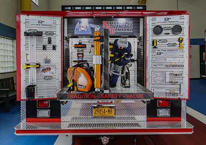 Fire & Emergency Equipment Mounts
